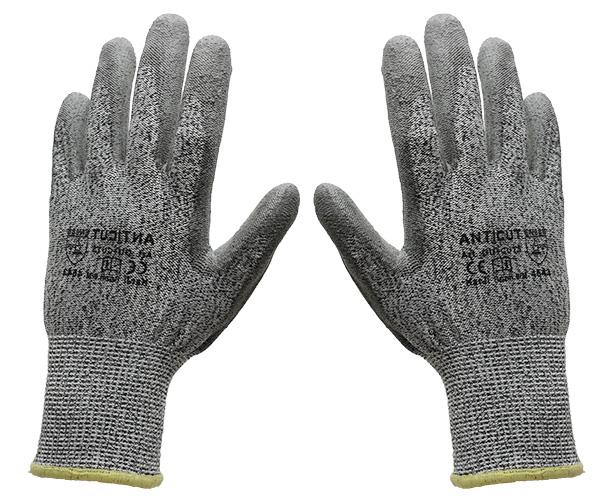 Rękawice ochronne antyprzecięciowe